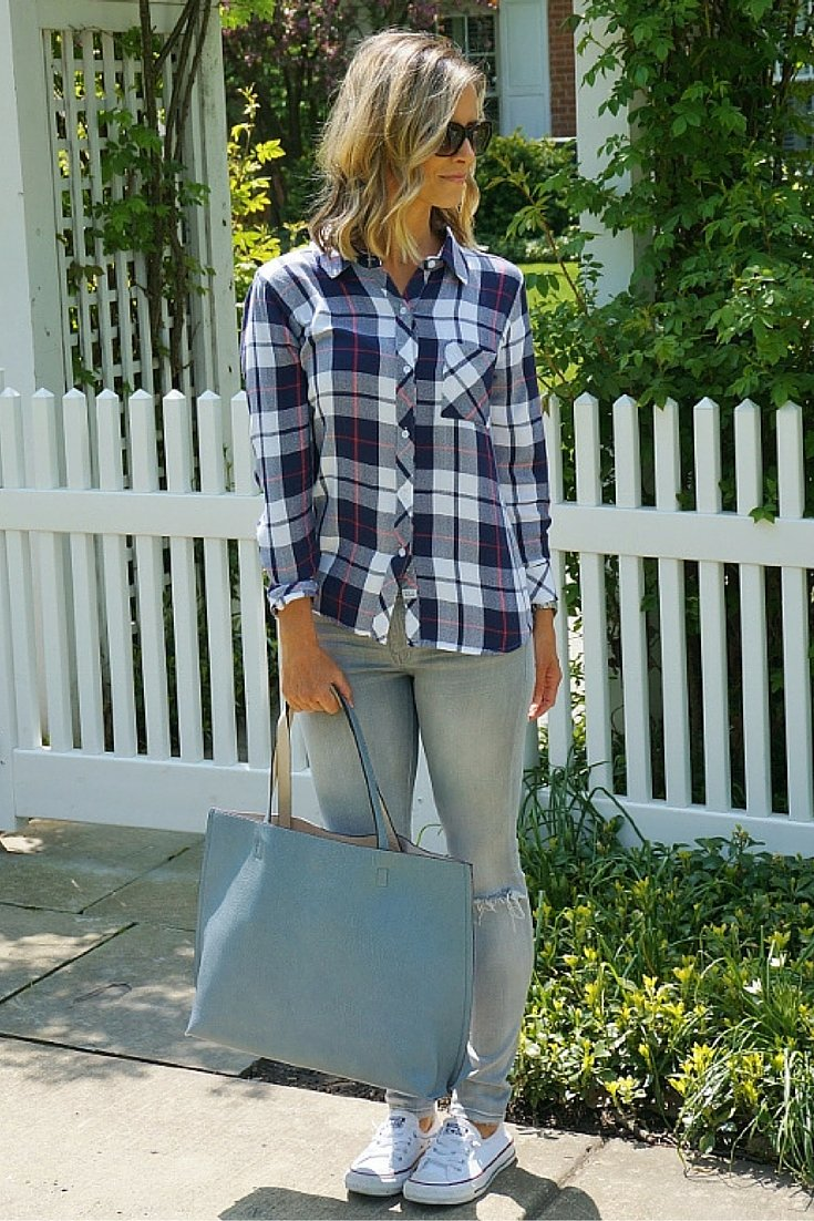 spring plaid __ my kind of sweet