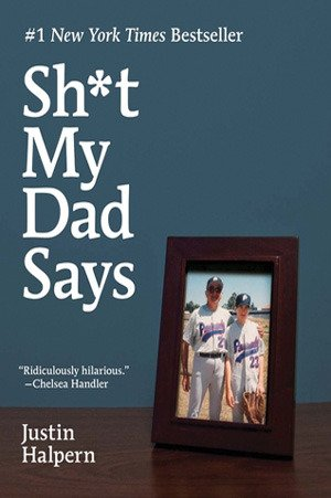 dad books - shit my dad says