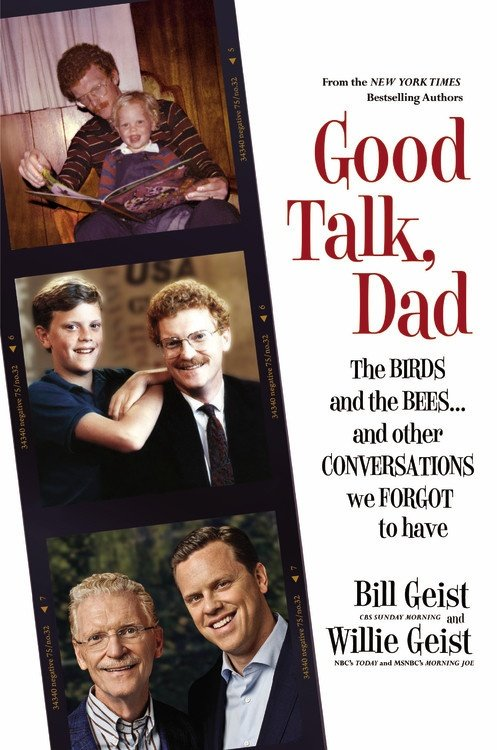 dad books - willie geist