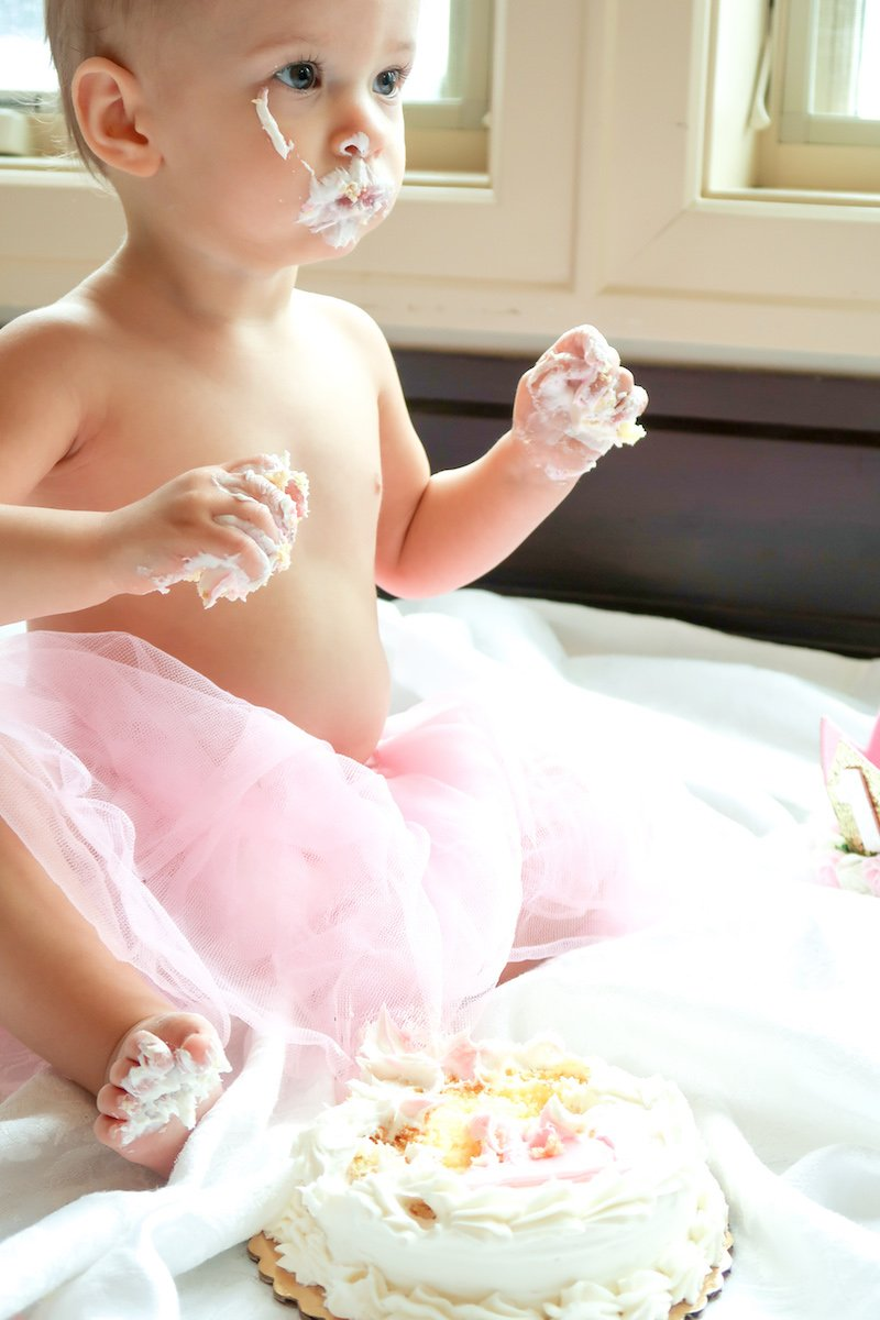 to my baby girl on her 1st birthday…