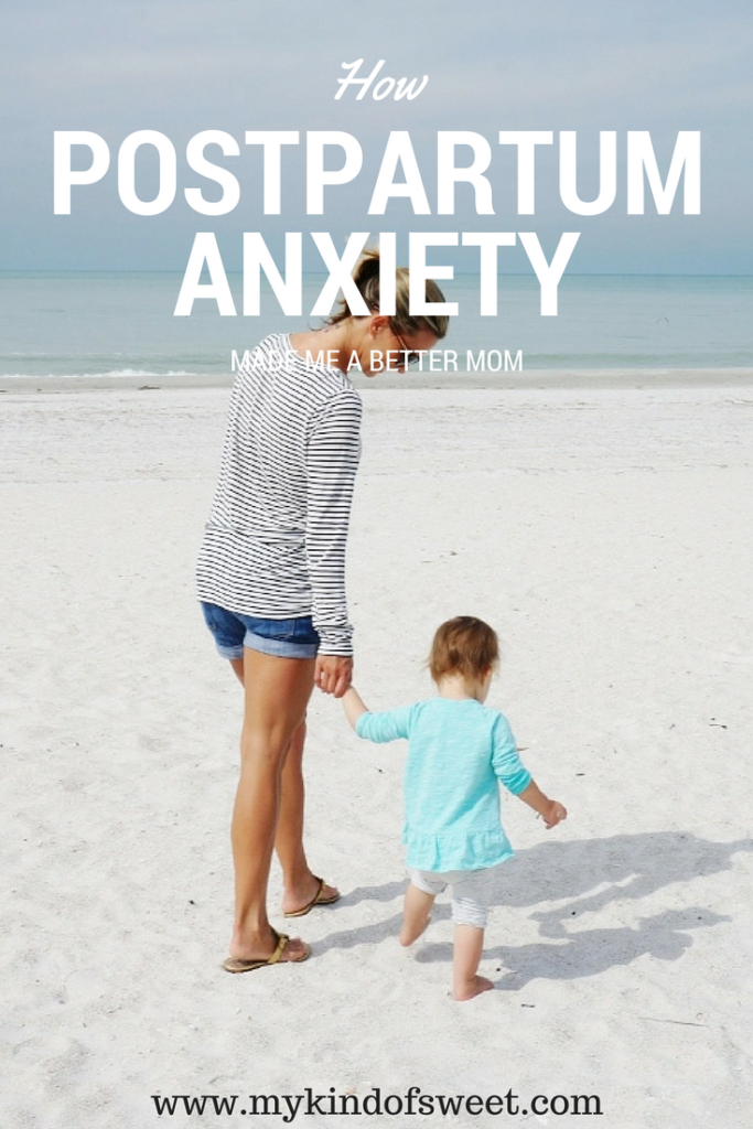 How Postpartum Anxiety Made me a Better Mom