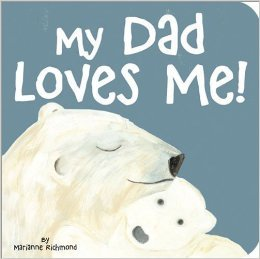 dad books - my dad loves me