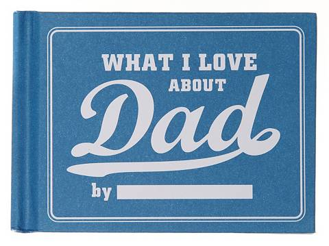 dad books - what i love about dad