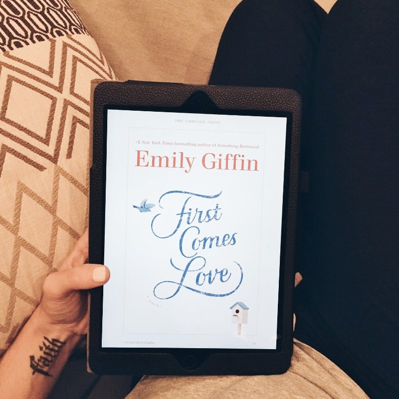 Book recommendations: First Comes Love