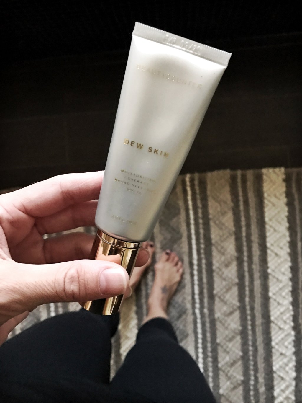 mama's 5 beauty must-haves: tinted moisturizer