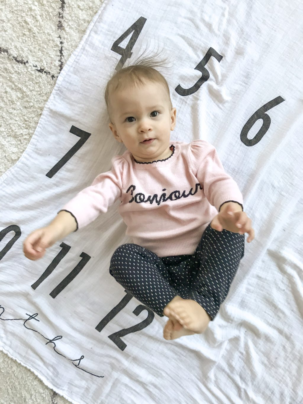 Baby Girl: 11 Month Update - my kind of sweet
