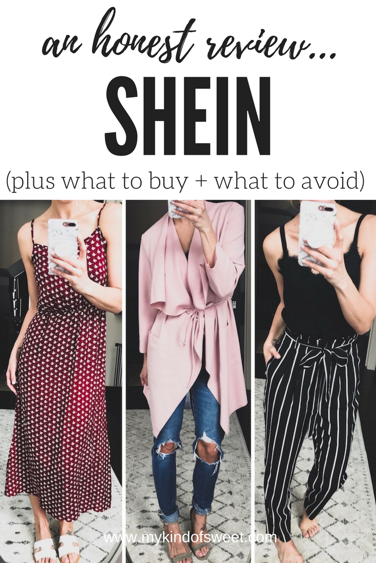 44c7712da8 An Honest Review Of SHEIN + Shopping Tips - my kind of sweet