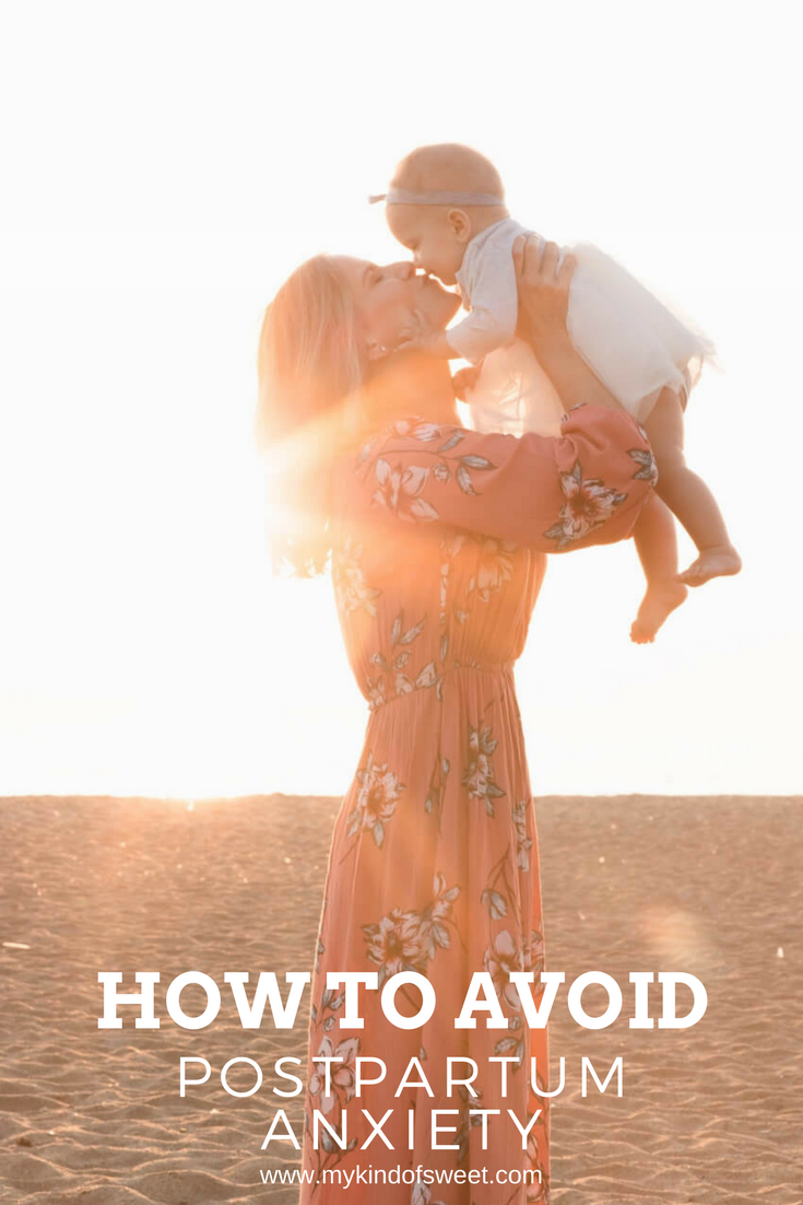 how to avoid postpartum anxiety