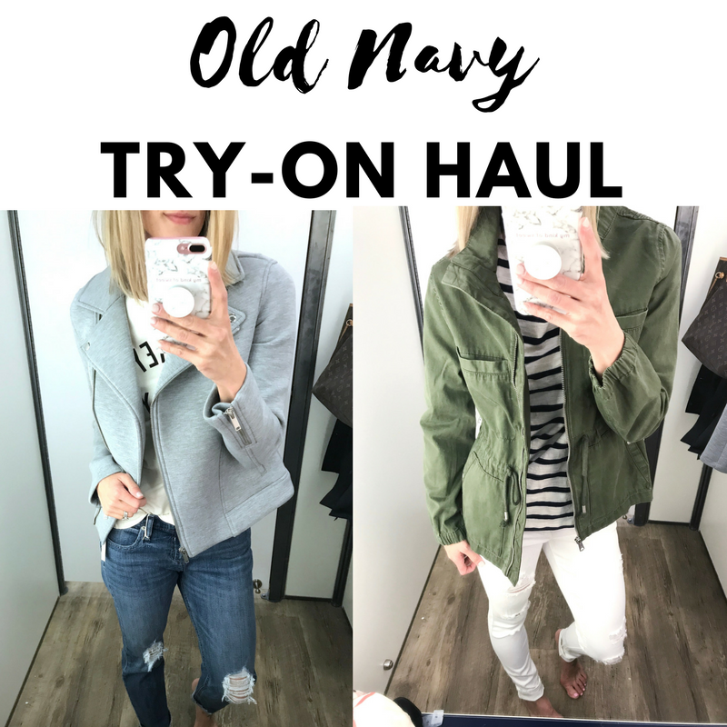 eec69daf363e Old Navy Try-On Haul - my kind of sweet