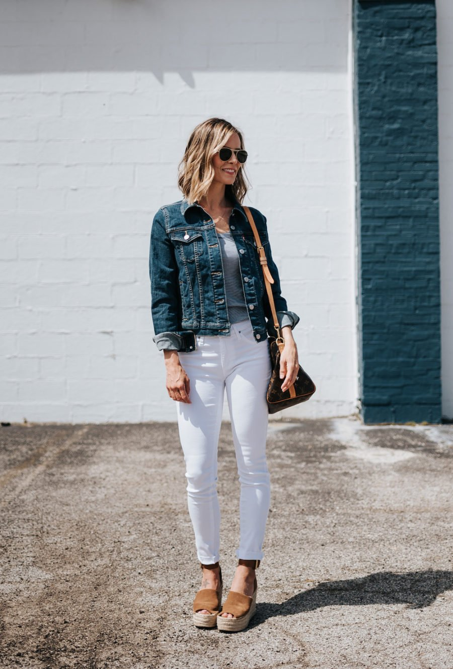 """I always love a good pair of jeans, and as a former """"denim specialist"""" at Bloomingdale's some may say I'm an expert! Here are my top pairs."""
