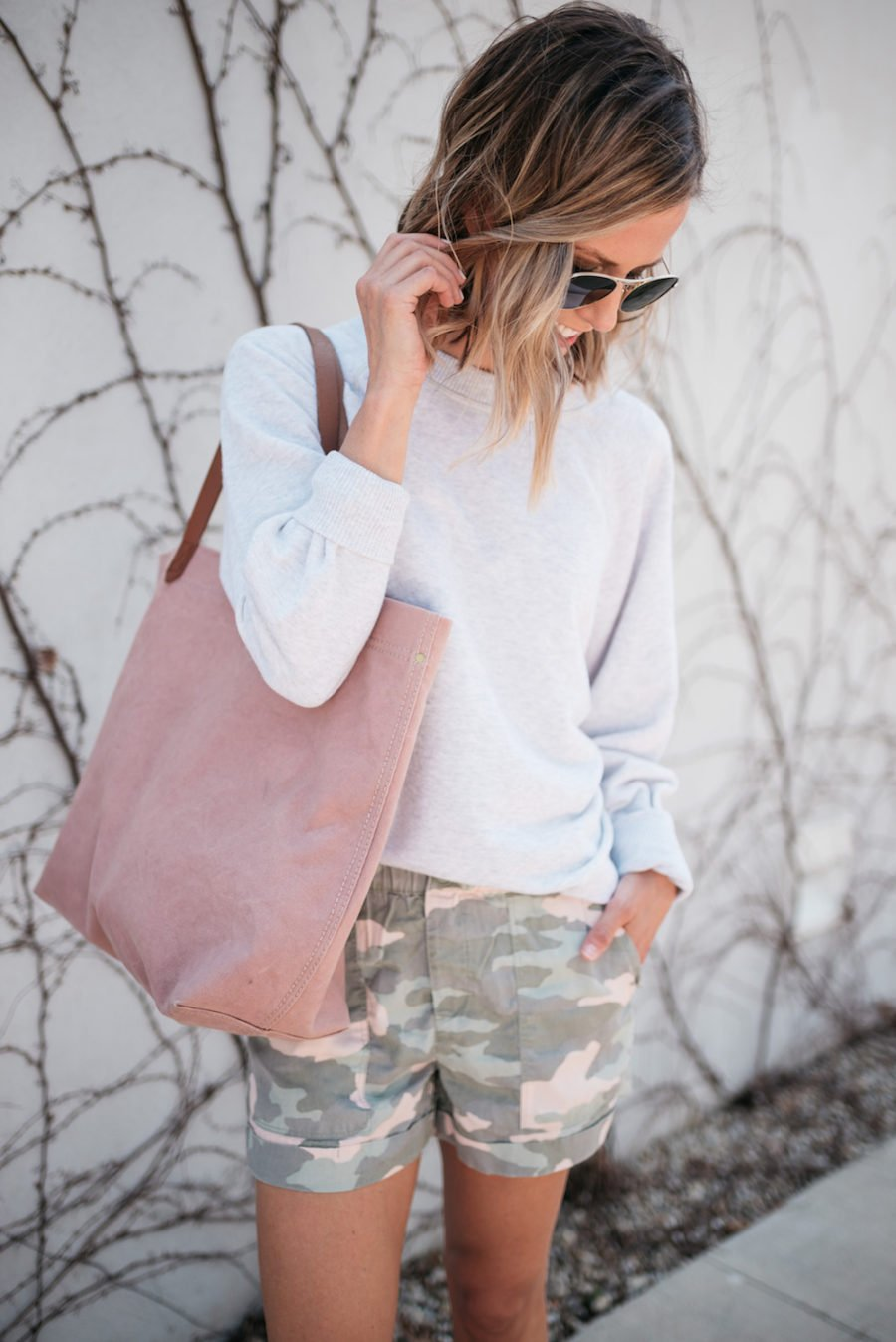 Madewell canvas tote