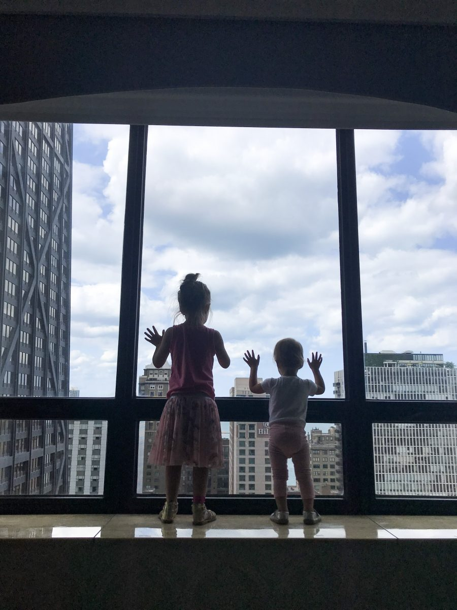 Birthday weekend in Chicago with kids