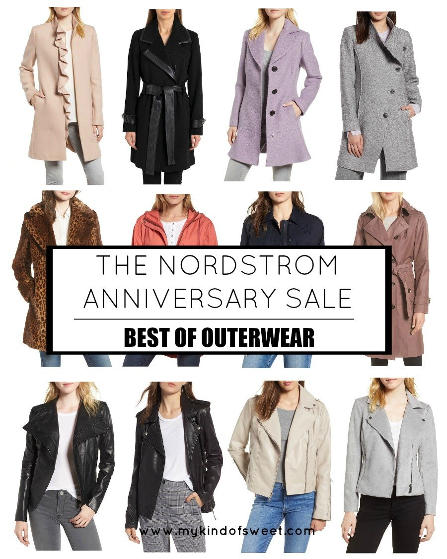 f6d9adf19 The Nordstrom Anniversary Sale: Best Of Outerwear - my kind of sweet