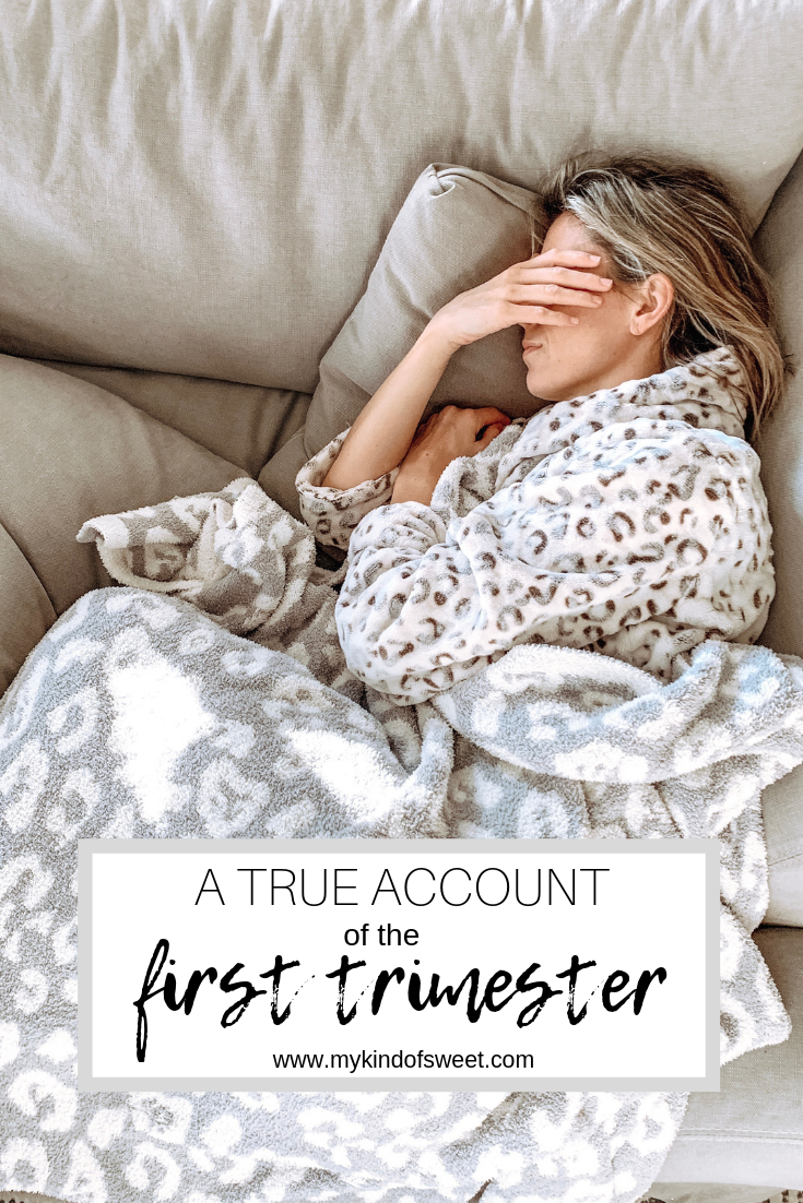 A true account of the first trimester