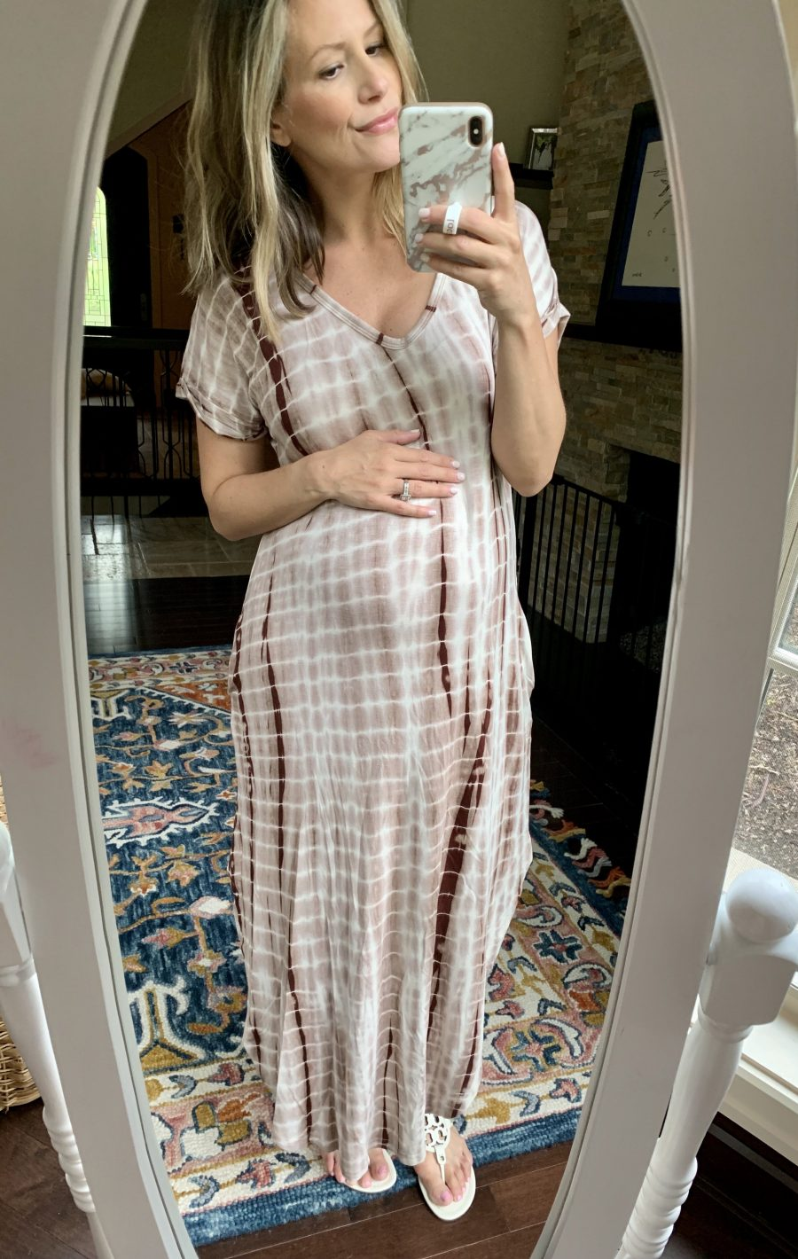 May Amazon Fashion Haul--misses, maxi dress