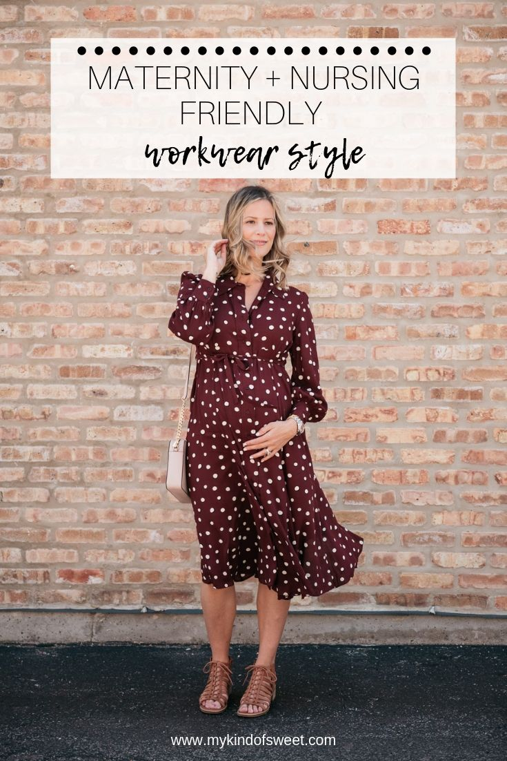 Bump Style: Maternity Workwear