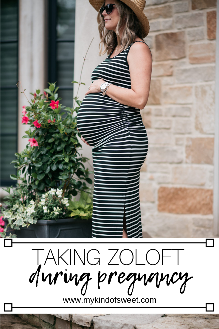 Taking Zoloft During Pregnancy