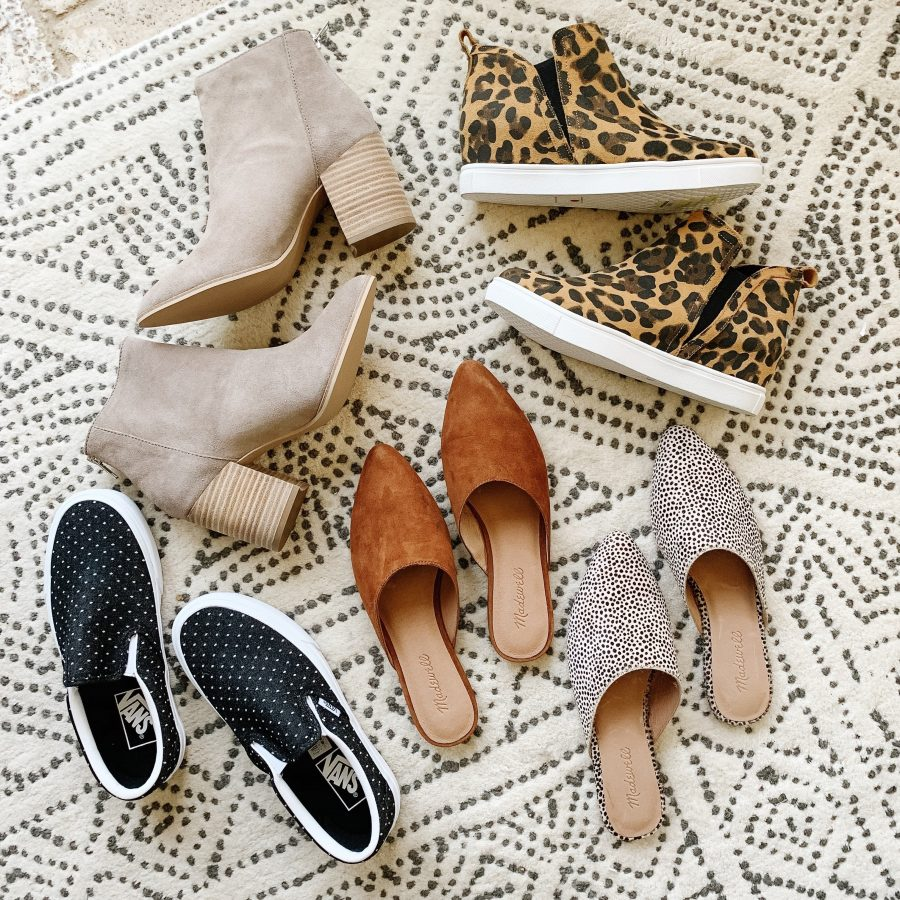 5 Closet Staples You Need For Fall: boots + mules