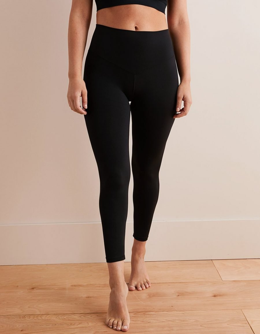 August Top Fives: high waisted leggings