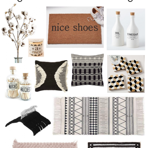 Recent Home Finds Under $50 + Home Sales I'm Shopping
