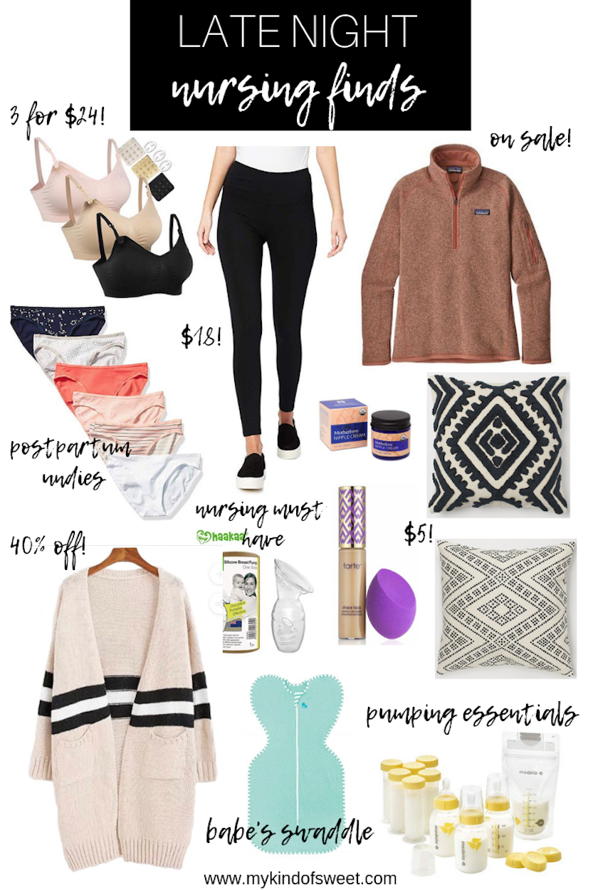 Late Night Nursing Finds | No. 1