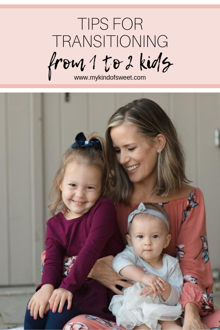 Tips For Transitioning From 1 To 2 Kids