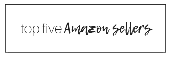 August Top Fives: Amazon sellers