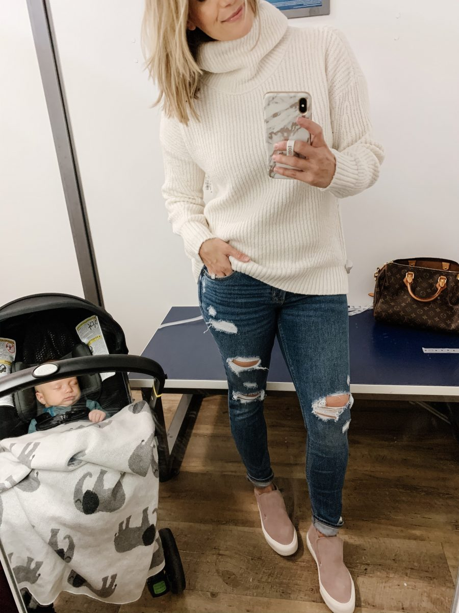 Old Navy Fall Mini Try On