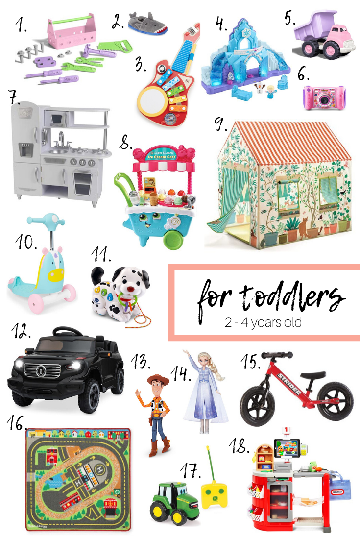 The Holiday Gift Guide: Gifts For Babies, Toddlers, Little Kids + Big Kids