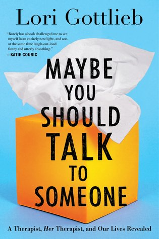 Friday Five, Maybe You Should Talk to Someone