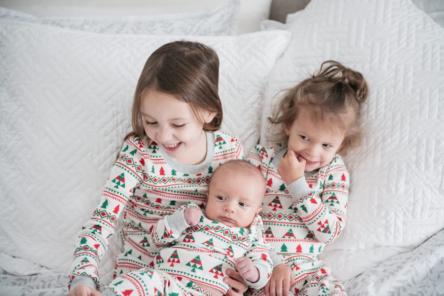 'Tis The Season For Matching Pajamas...