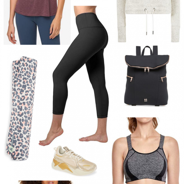 Recent Activewear Finds