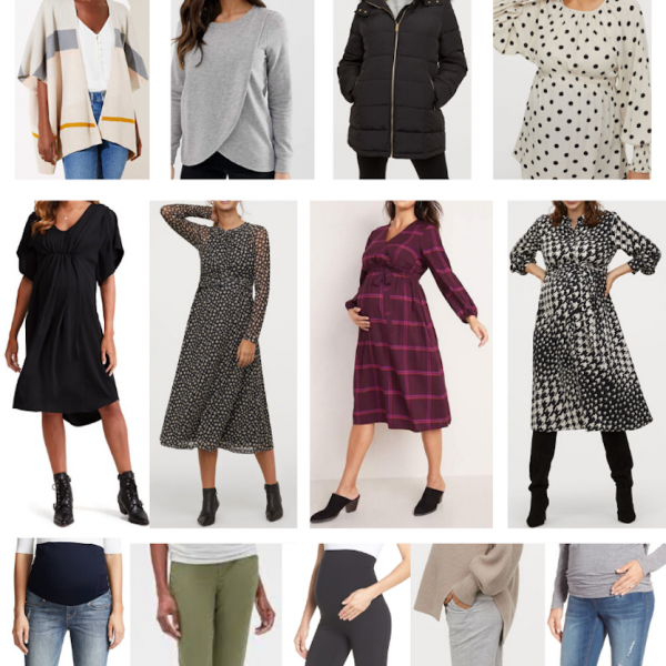 Maternity + Nursing-Friendly Finds | January