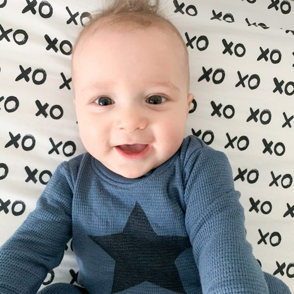 Baby Gray | 6 Month Update