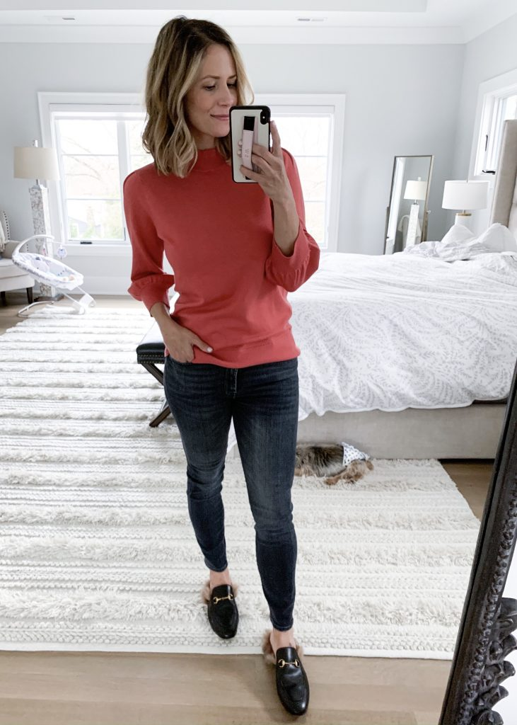 I've rounded up a spring amazon haul of my favorite finds including lightweight sweaters, paper bag waist pants, and graphic tees.