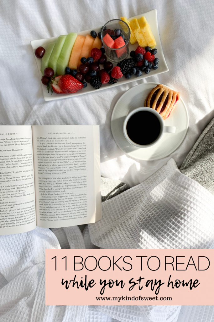 Latest reads, 11 books to read