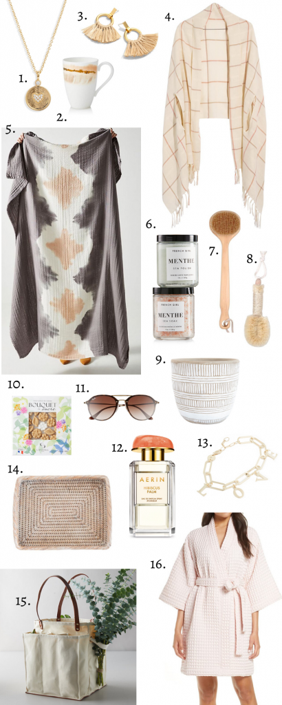 Mother's Day gift ideas to recognize every mom on this list - whether it's YOU, your mom or your mother-in-law.