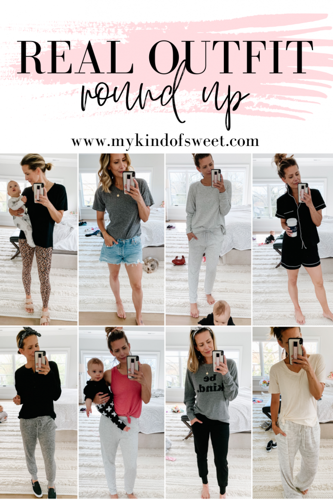 Real Outfit Round Up