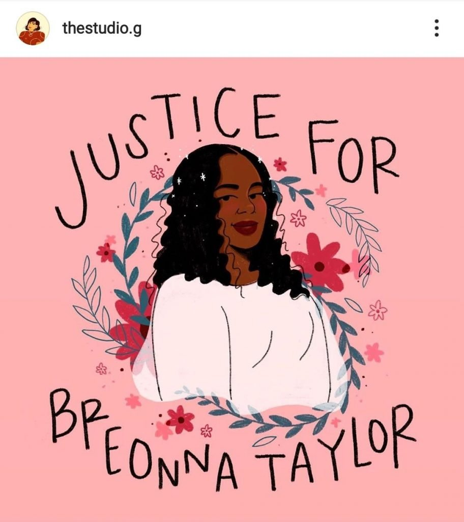 Friday Five, Justice for Breonna Taylor