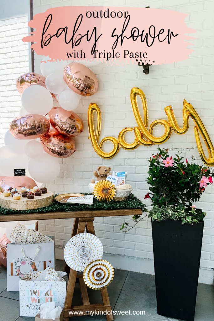 An outdoor baby shower could be a great way to honor the mama-to-be, while maintaining social distance. I'm sharing gift ideas and decor!