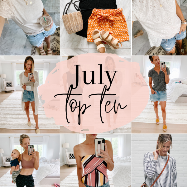 July Top Ten