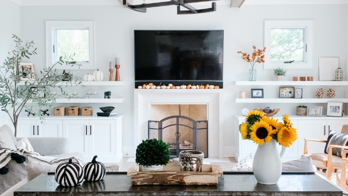 My Kind Of Sweet Home | Our Family Room