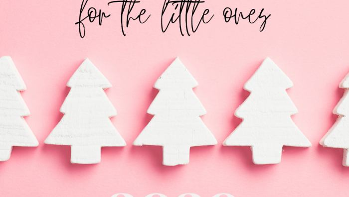 2020 Holiday Gift Guides | For The Little Ones