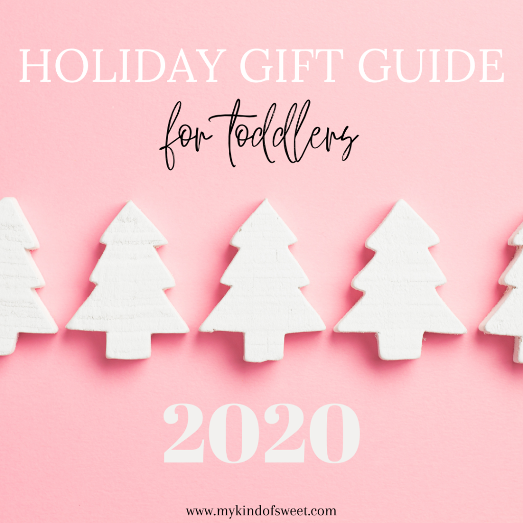 Gift Guide | Toddler Gift Ideas