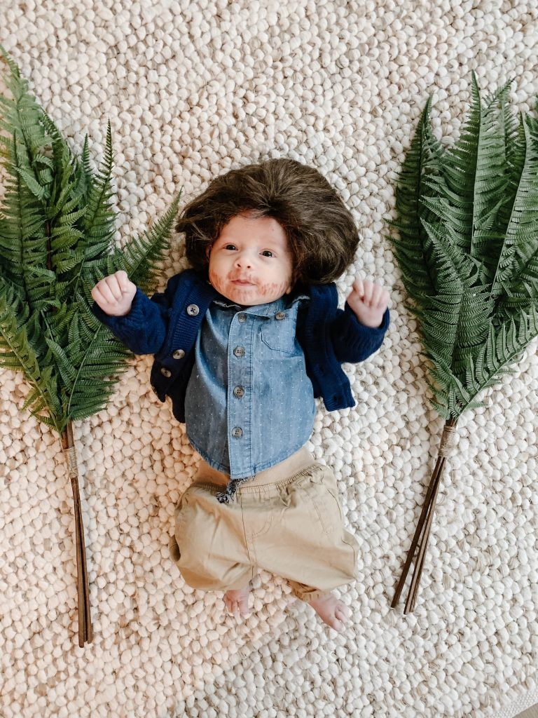 The Friday Five, baby Halloween costume