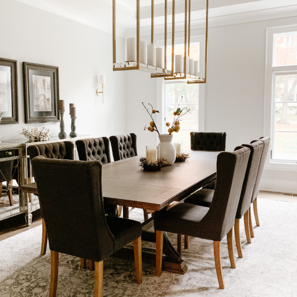 My Kind Of Sweet Home | Dining Room