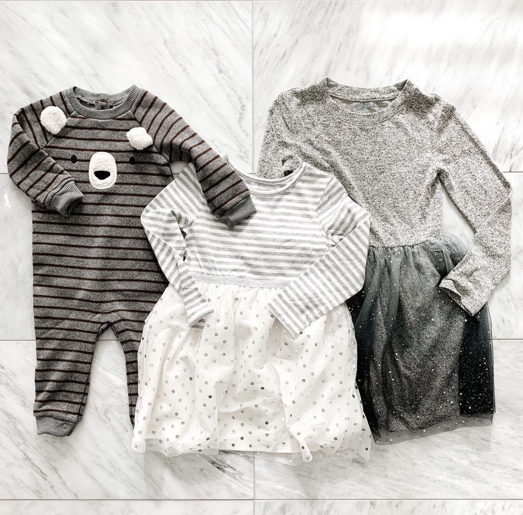 The Friday Five, toddler outfits
