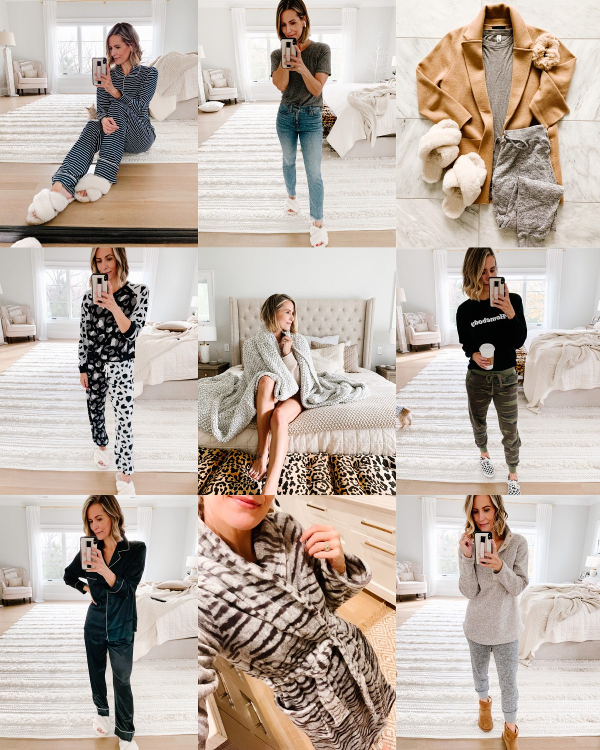 9 Cozy Outfits For NYE At Home