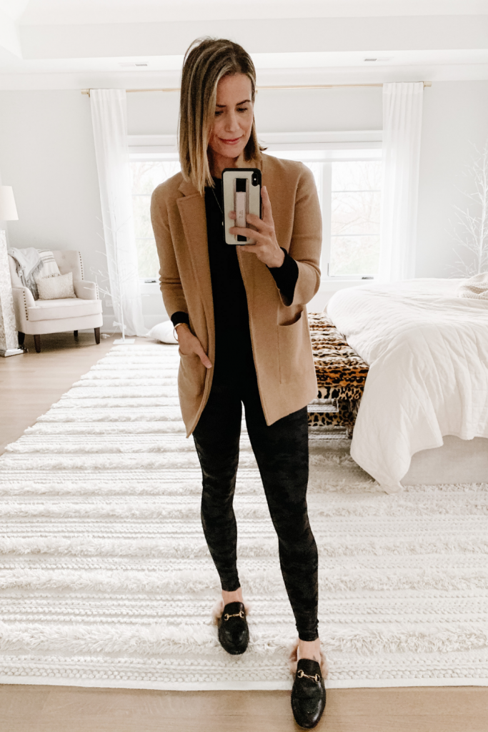 Here's what I wore in November. I mean, when I actually got dressed and didn't stay in my pajamas or old sweatpants all day. #ootd