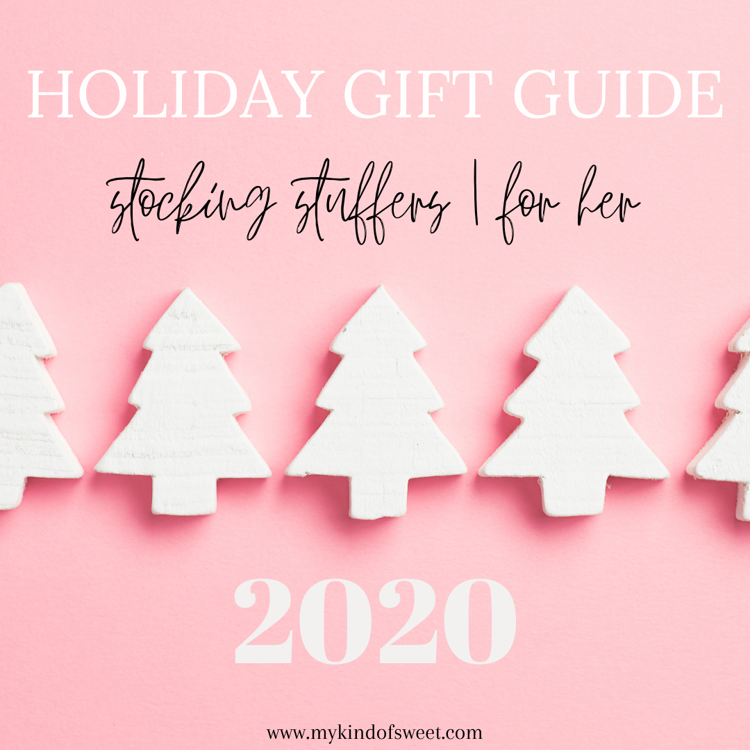 Holiday Gift Guide   Stocking Stuffers For Her